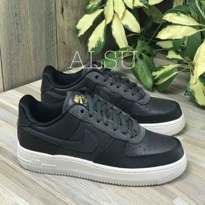 NWT Nike Air Force 1'07 Lux Anthracite W AUTHENTIC